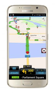 ALK CoPilot Europe Navigation (Android)