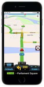 ALK CoPilot Premium Europe Sat Nav (iOS)