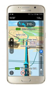 TomTom GO Mobile (Android)