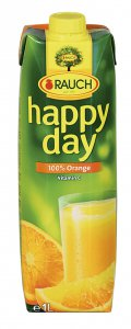 Rauch happy day 100% Orange