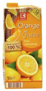 Kaufland/K-classic Orange juice