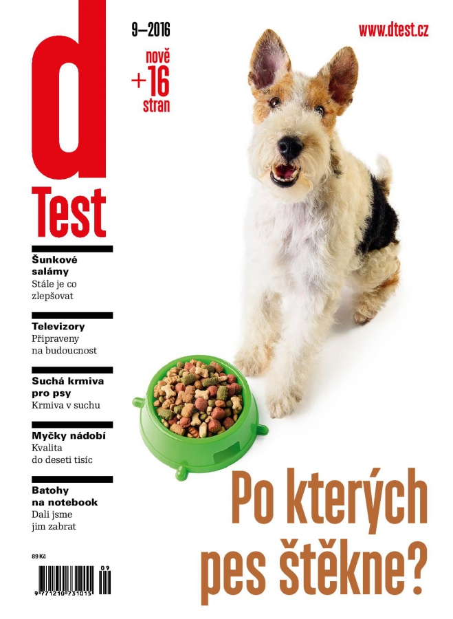 dTest  Časopis 9 2016 - Nezávislé testy 1ddfdcb167