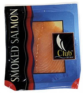 Club del mar Smoked Salmon