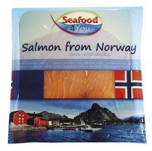 Seafood 4You Salmon from Norway