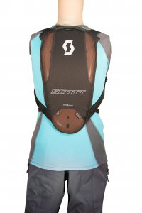 Scott Actifit Back Protector Soft