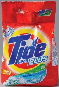 Tide Super Plus (prášek)