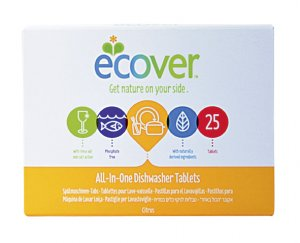Ecover All in One Dishwasher Tablets