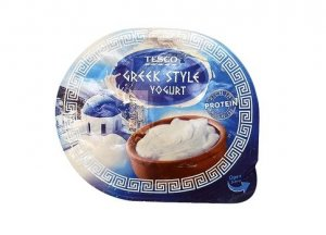 Tesco Greek Style Yogurt