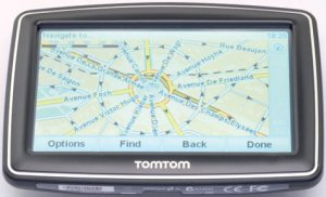 TomTom XL IQ Routes Europe T