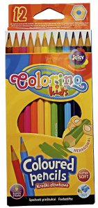 Colorino Kids Coloured Pencils