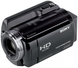 Sony HDR-XR106