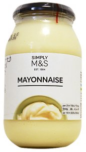 Mark and Spencer/Simply M&S Mayonnaise