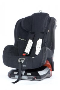 Jané Exo, Isofix (Top-Tether)