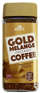 Albert Gold Melange Instant Coffee