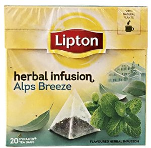 Lipton Herbal infusion Alps Breeze