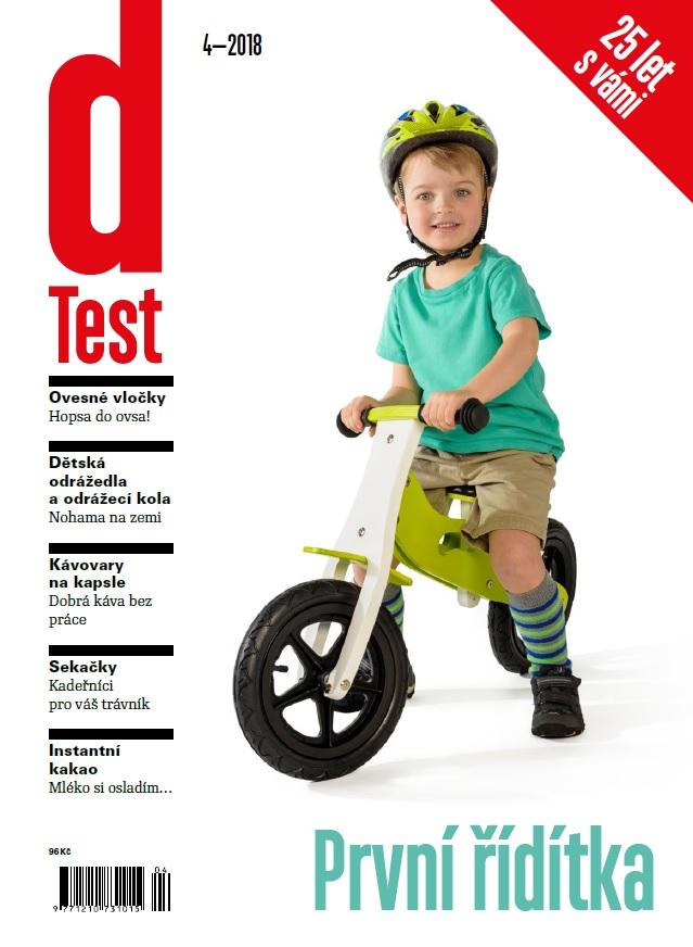 dTest  Časopis 4 2018 - Nezávislé testy 7da400419e7
