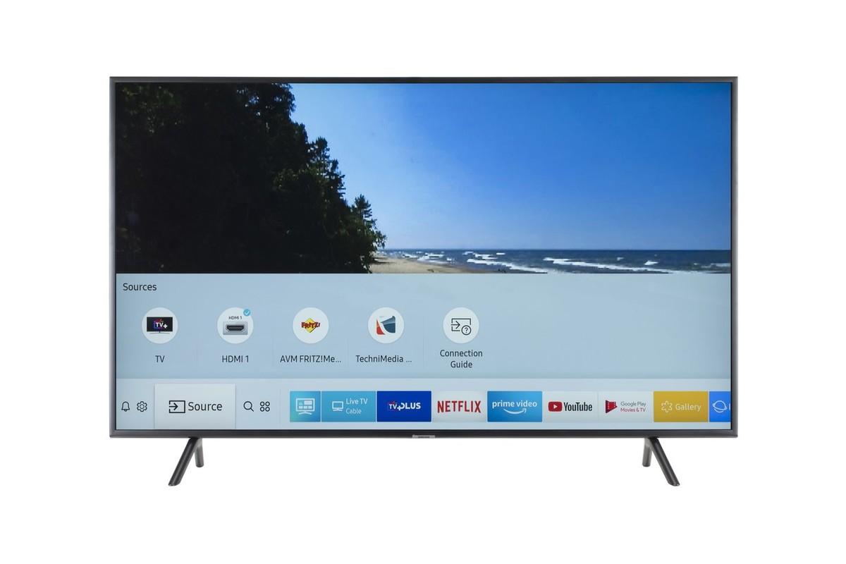 fd41a2158 dTest: Samsung UE55NU7172 - výsledky testu televizorů