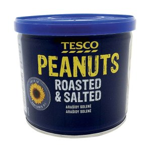 Tesco Peanuts Roasted & Salted