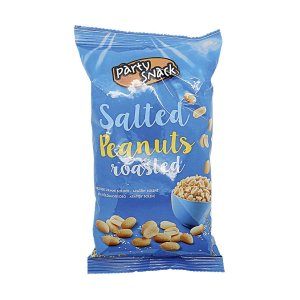 Tesco/Party Snack Salted Peanuts roasted