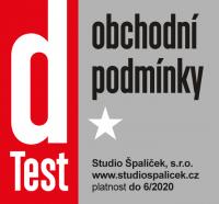 dtest logo